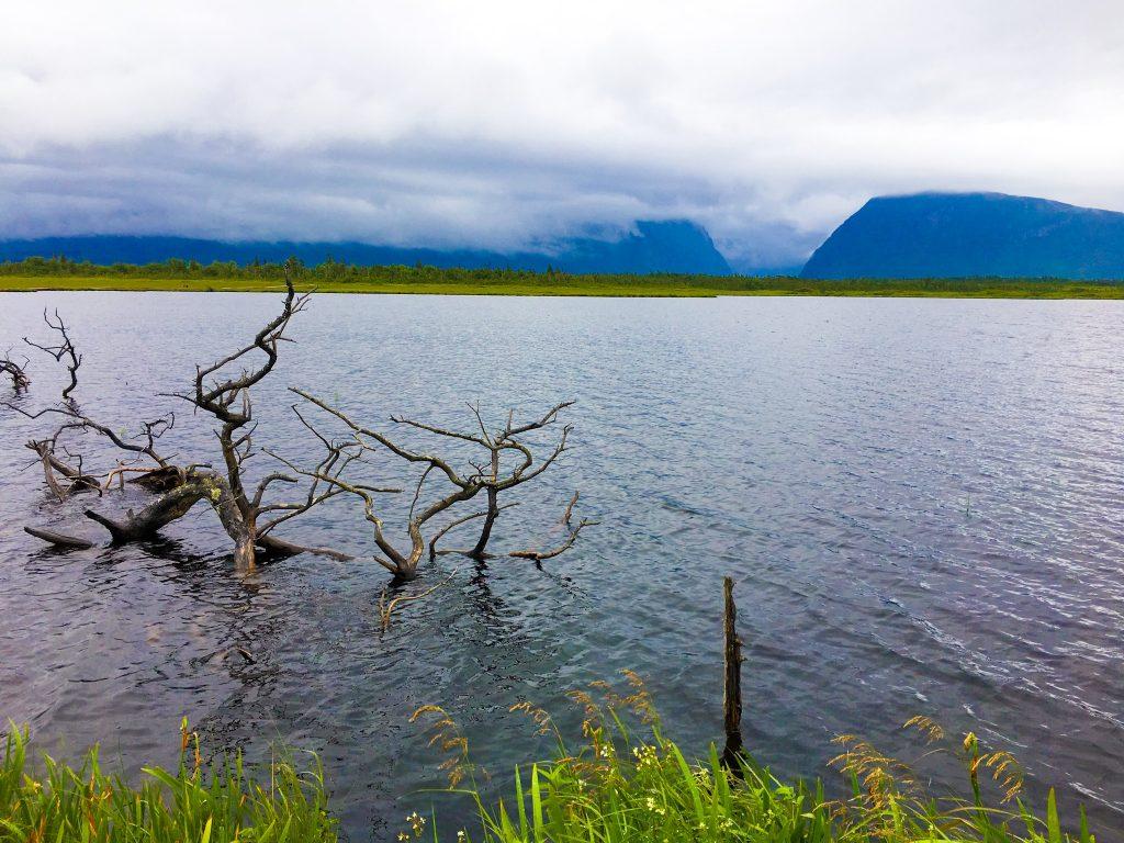 世界自然遗产Gros Morne国家公园露营体验