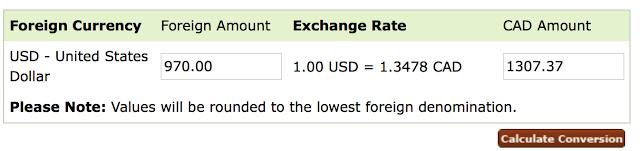 利用Norbert's Gambit实现实时汇率无手续费加币换美元