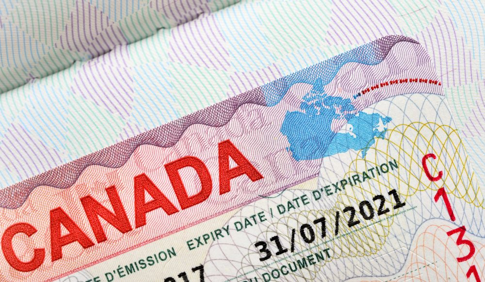 签证过期,是否可以持有效学习/工作许可回加