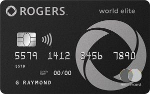 加拿大无年费WEMC系列 之 Rogers World Elite MasterCard