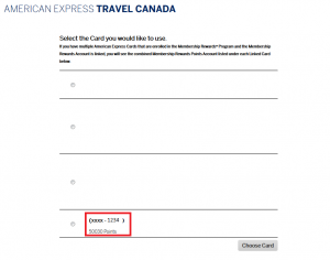 Amex信用卡帐单出来之前如何查看获取的Marriott点数