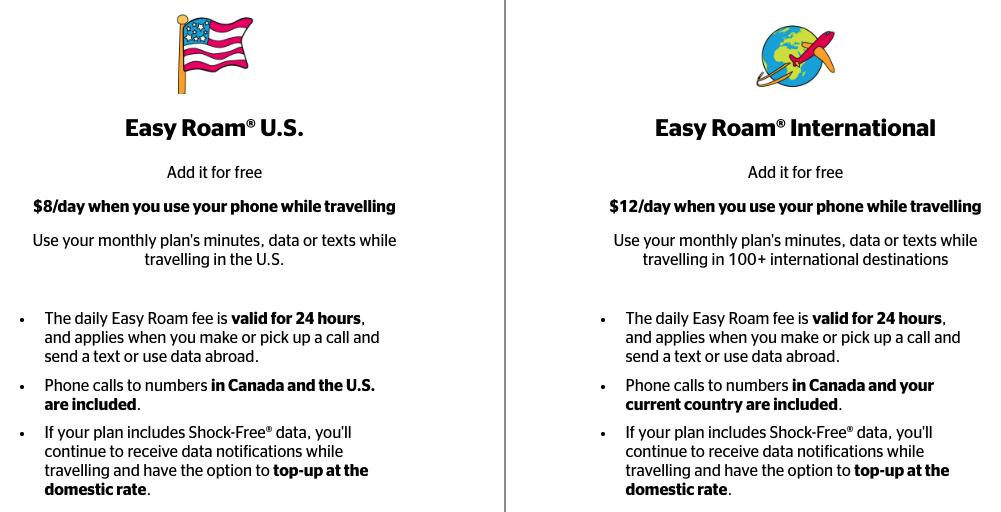 正确理解运营商的漫游收费(以Koodo为例)