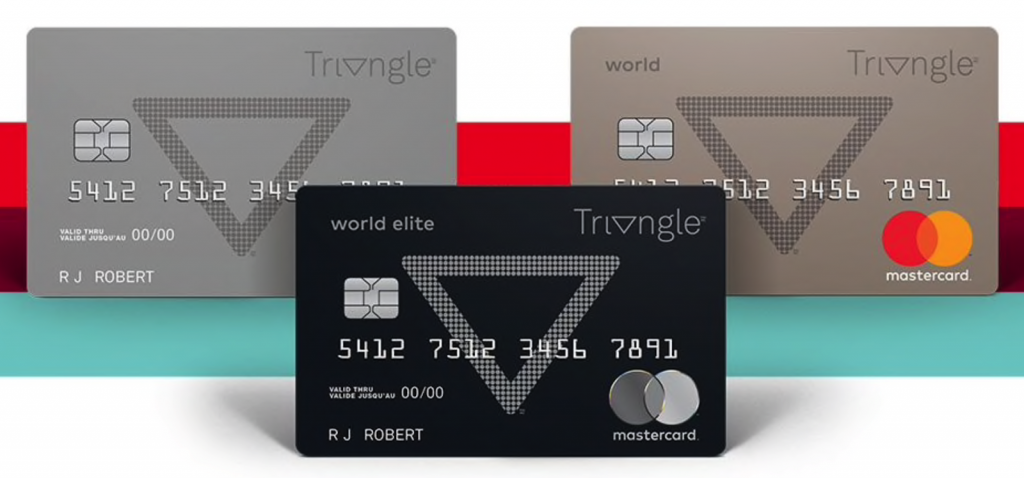 加拿大无年费WEMC系列 之 Triangle World Elite MasterCard