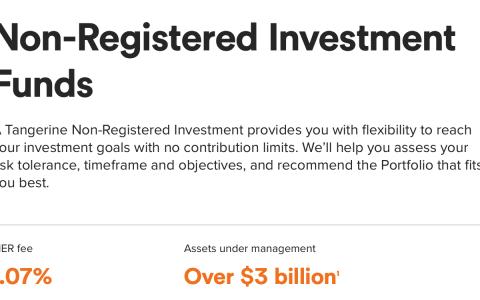 【Questrade股票交易平台系列】之指数化投资