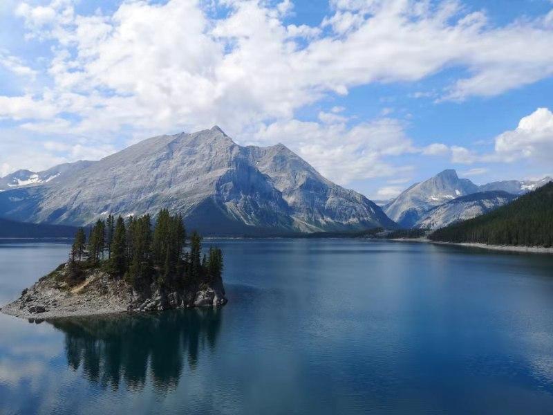 Banff - Jasper班芙贾斯伯国家公园游记