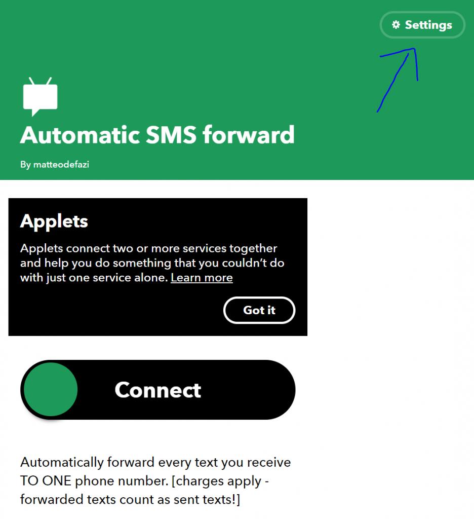 """巧用IFTTT""""解决""""Public Mobile境外接收短信的问题"""